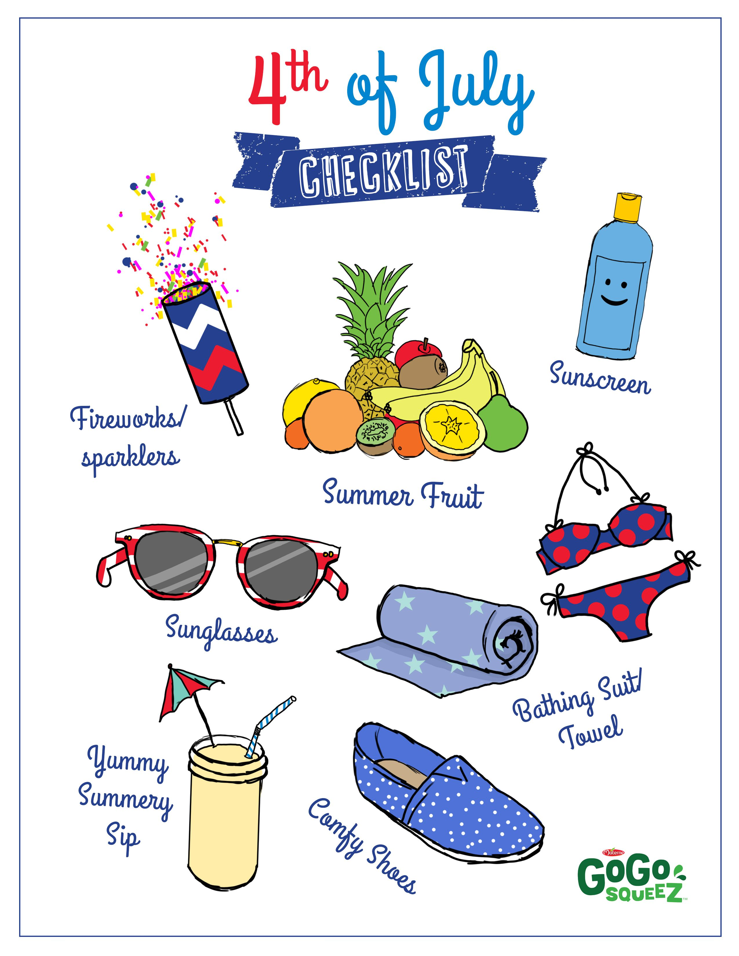 Live Playfully 4 Ways To Celebrate The 4th Of July 4th Of July How To Make Fireworks July