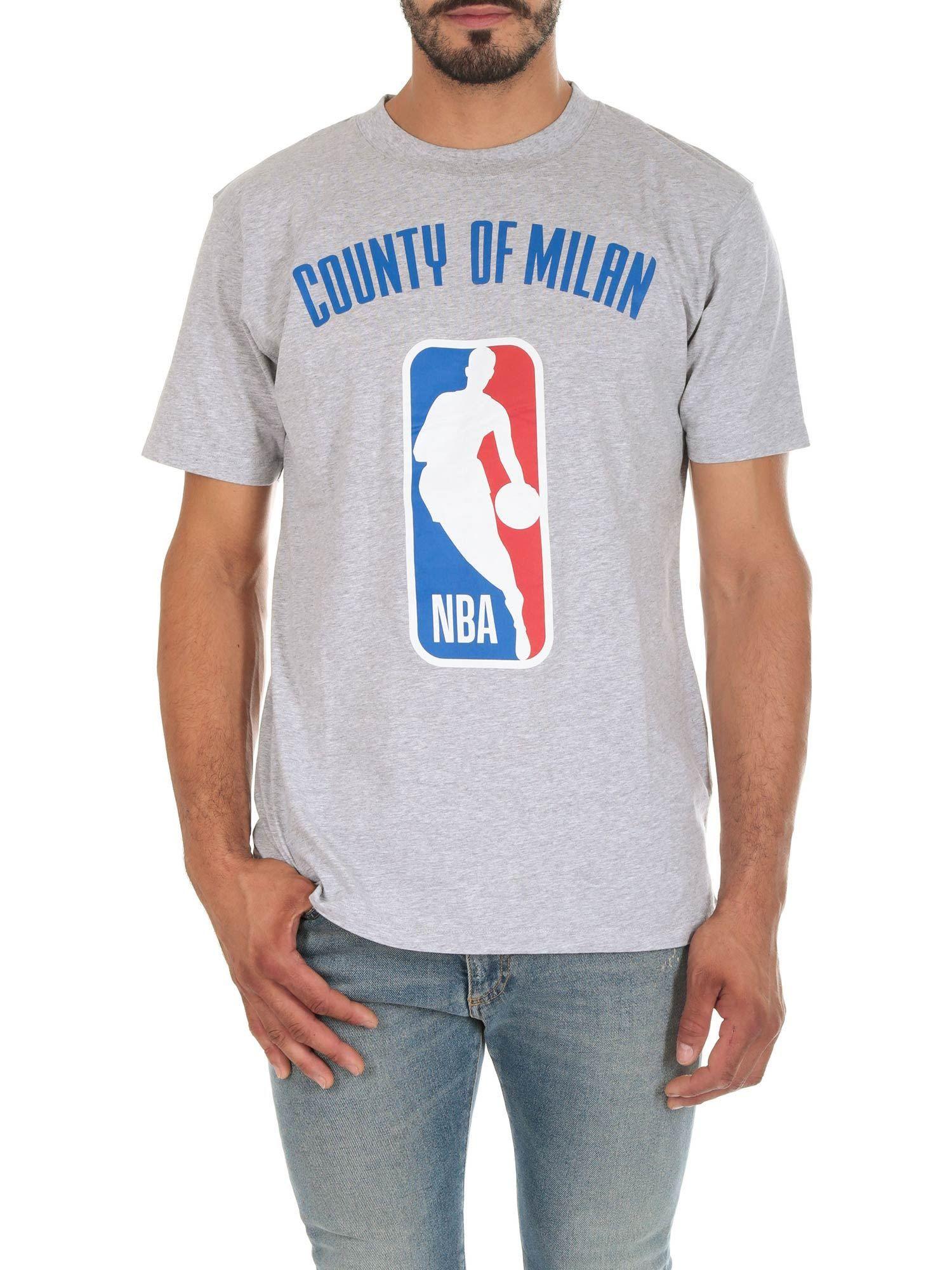 f9c41cf2b MARCELO BURLON COUNTY OF MILAN NBA T-SHIRT.  marceloburloncountyofmilan   cloth