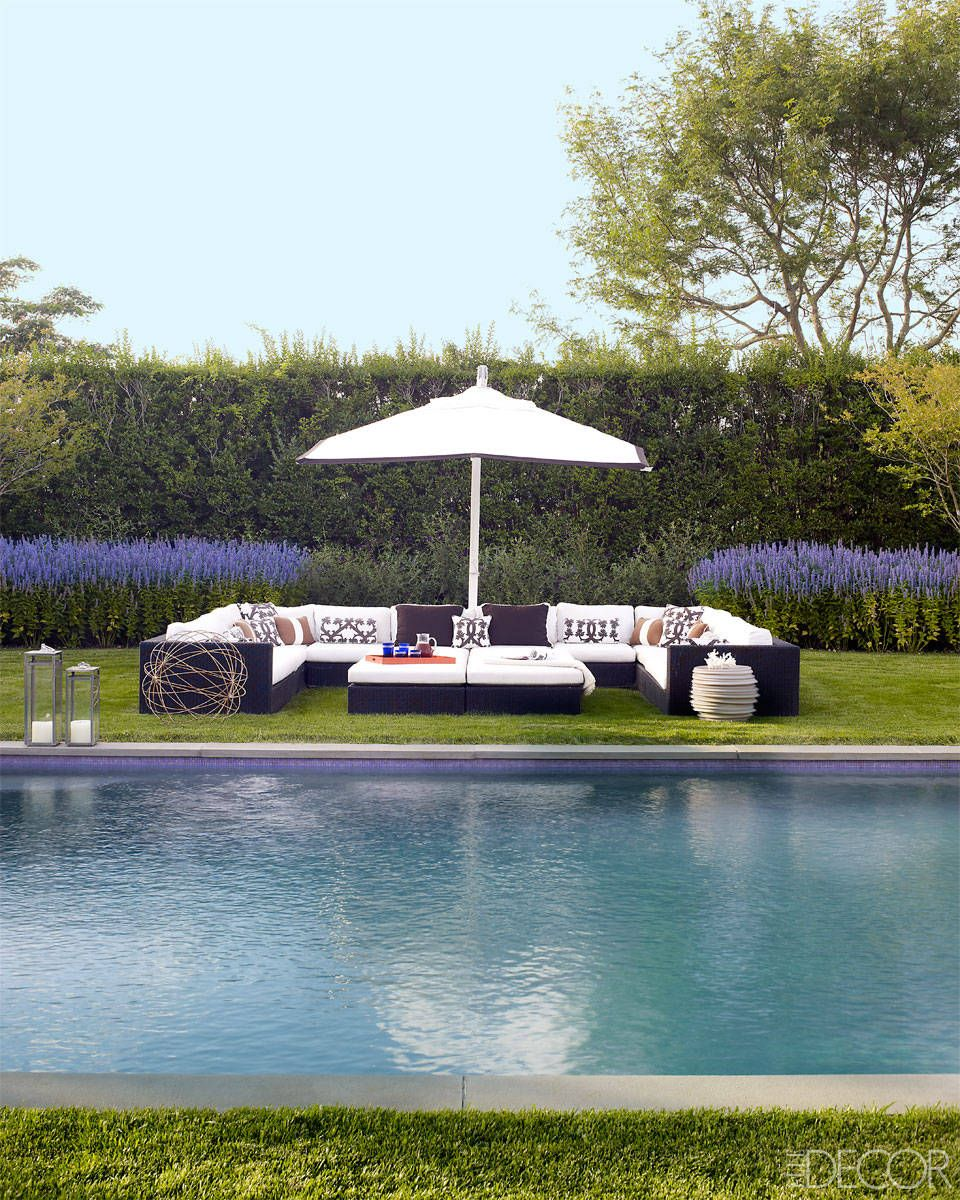 Hamptons ny for Pool design hamptons