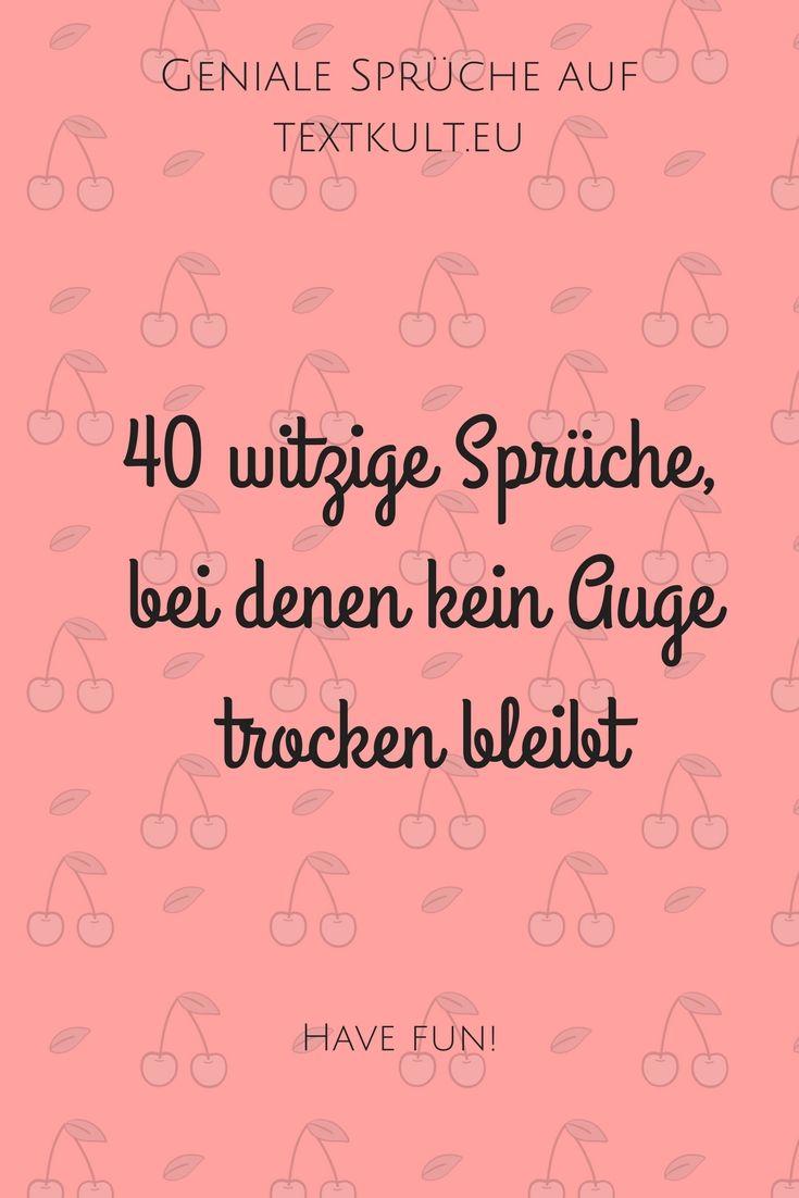 ᐅ 40 Lustige Sprüche über das Leben - Gönn dir ein Lächeln ...
