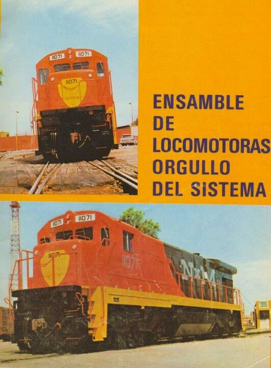 Locomotive assembly,pride of our system   NdeM/GE