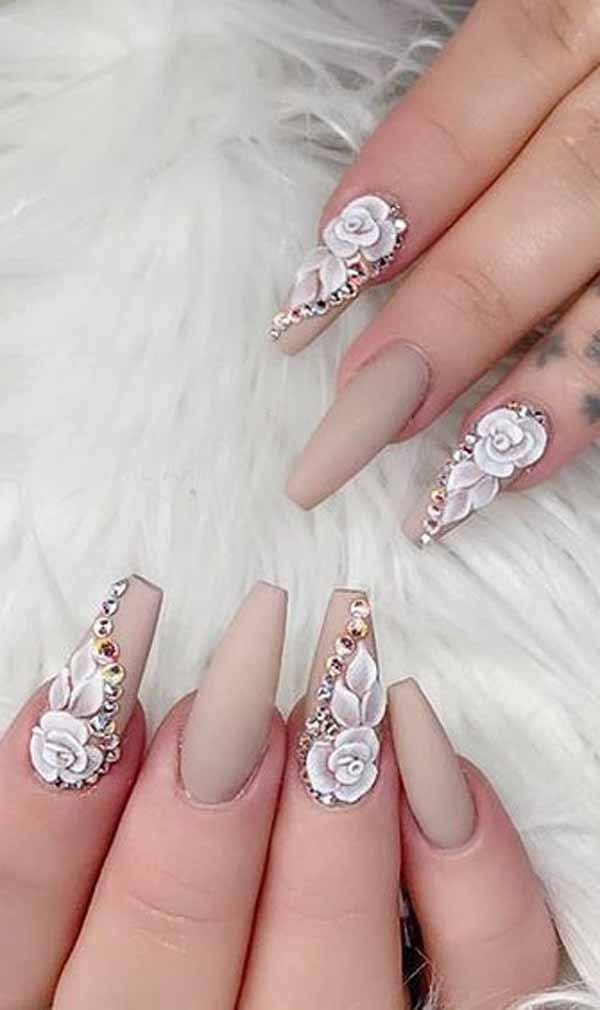 10 Most Beautiful Holidays Nail Ideas New Years 2020