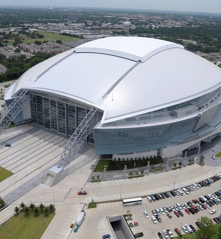 At T Stadium In Texas Home Of The Dallas Cowboys Of The Nfl Cowboys Stadium Dallas Cowboys Stadium Tour Nfl Stadiums