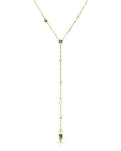 Ron Hami Birds of Paradise Turquoise Necklace KhNc2oHFA