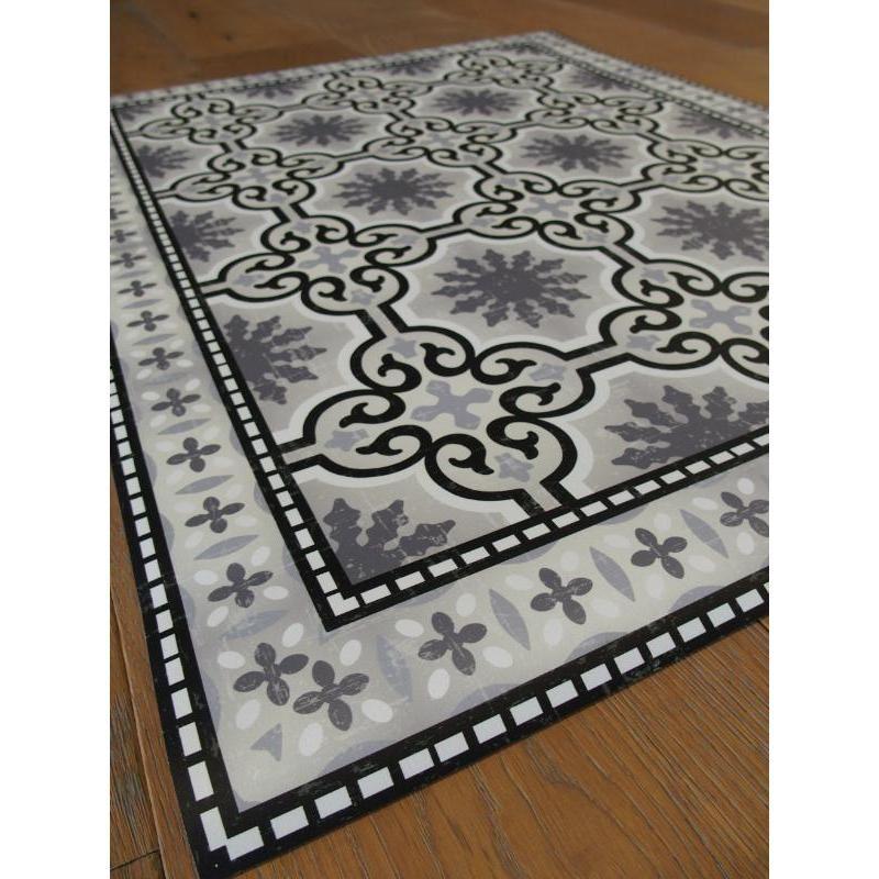 ehrf252rchtige tapis de bain noir et blanc lid233e dun