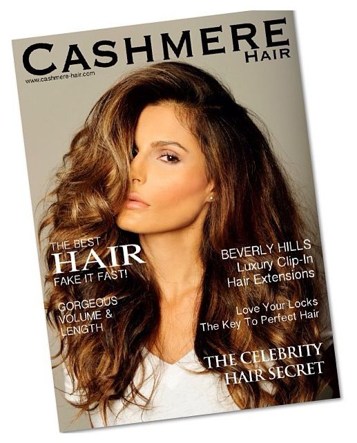 The Ultimate Clip In Extensions Look With Cashmere Hair Hair