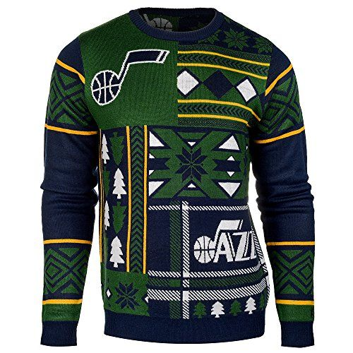Pin on NBA Ugly Sweaters