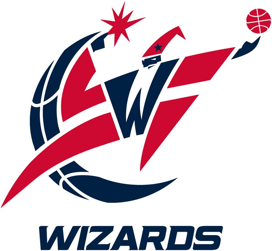 Pin By Jpartin On Wirzards Wizards Logo Washington Wizards Sports Logo
