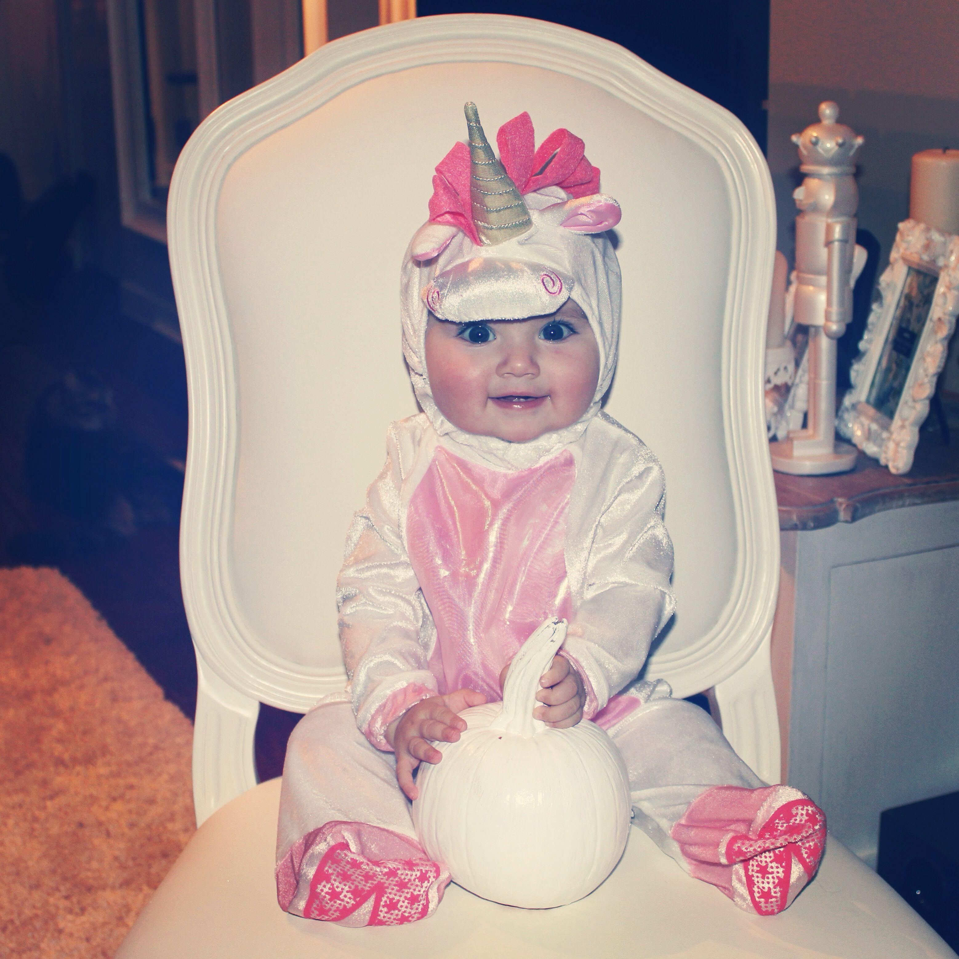 Baby unicorn! Halloween costume | Baby girl | Pinterest | Unicorn ...