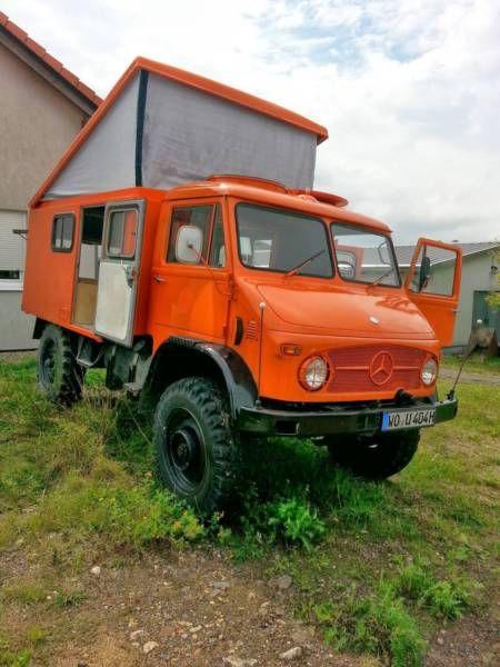 Unimog 404 Extreme 4wd Tourism Camper Expedition Vehicle I Have
