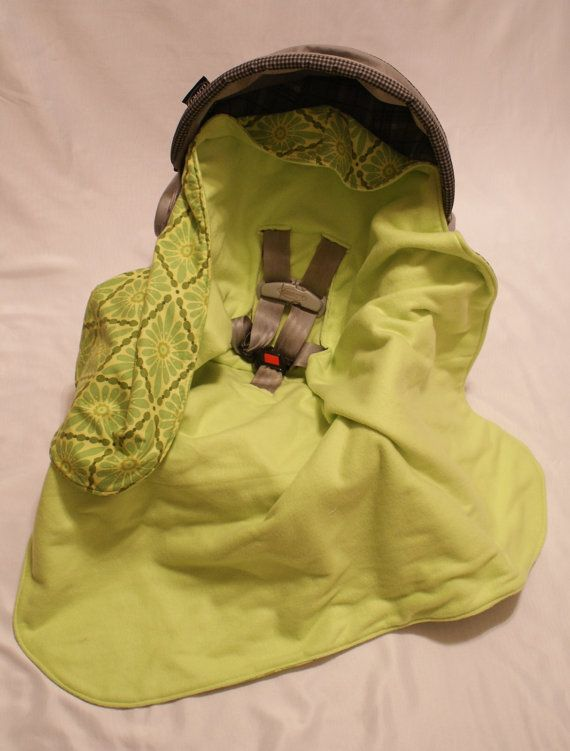 Lime Green Urban Floral Diamond Print Infant by DesignsbyRomy, $35.00