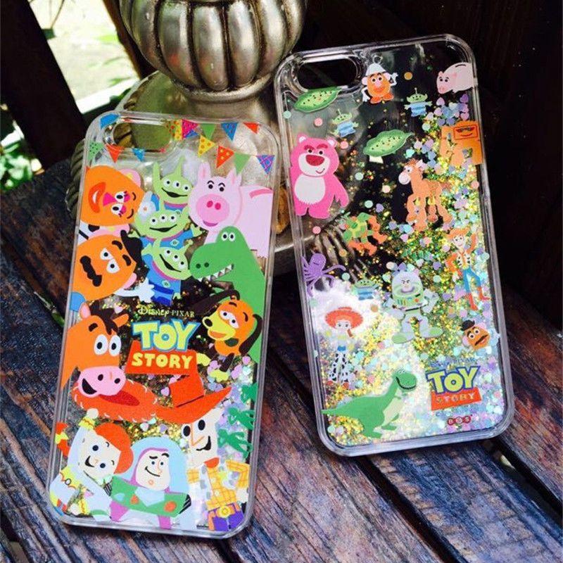 coque iphone 6 toy story transparente