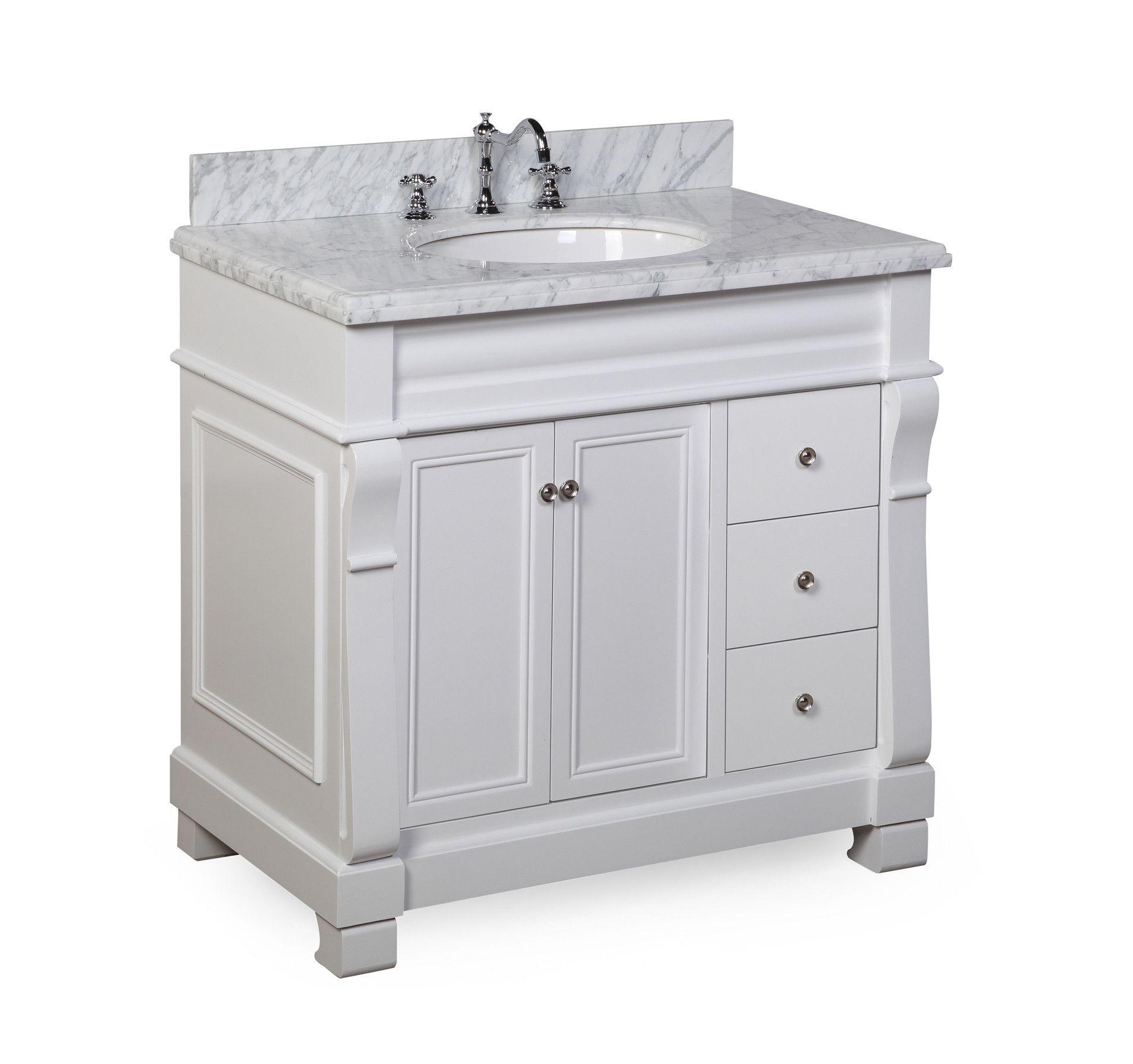 Westminster 36 Single Bathroom Vanity Set Banos Mueble