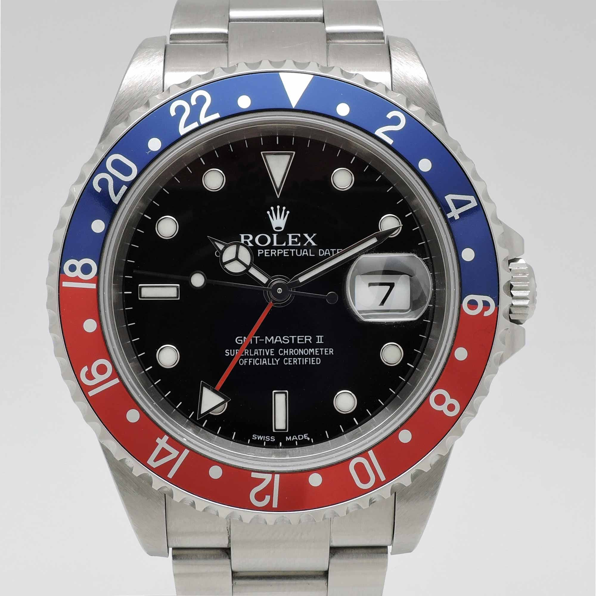 cc2667d3432 New in our web www.ancienne.es  Rolex  GMT Master ref.  16750 ...