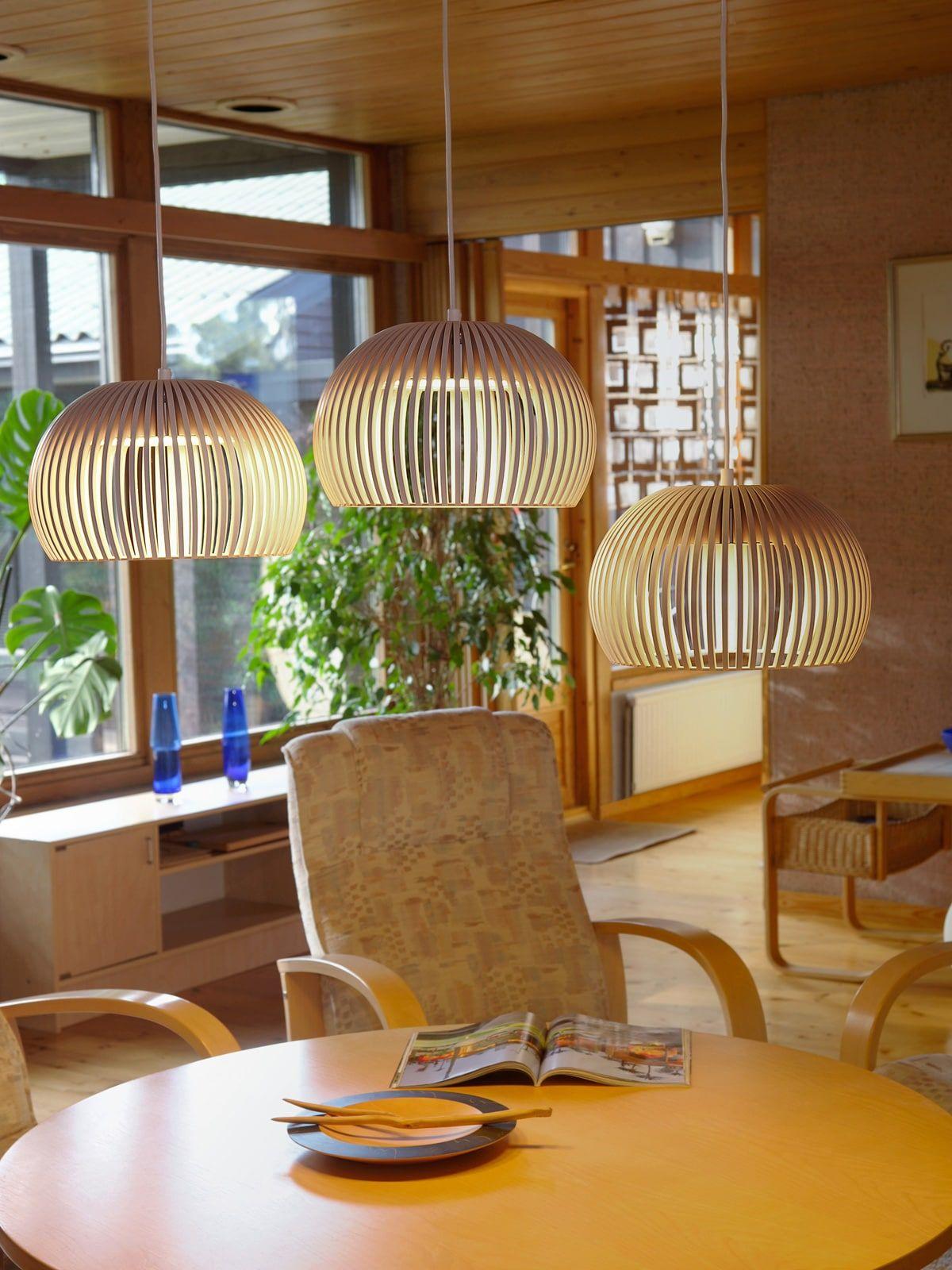 Esszimmer Hange Lampe Hangelampe Holz Eiche Esstisch Antik Balken