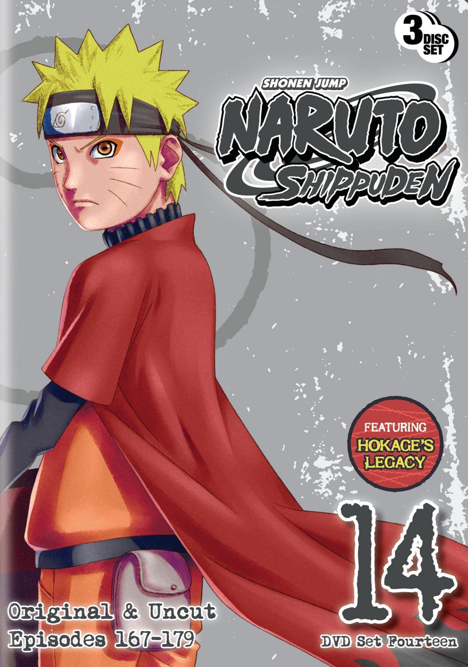 Naruto shippuden box set 14 boxset naruto naruto shippuden