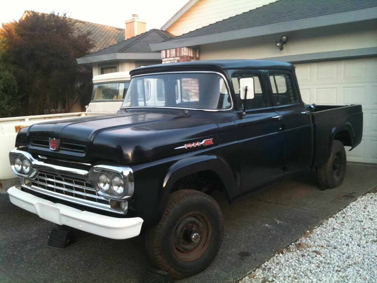 1960 ford crew cab pics 1948 1956 larger f series trucks