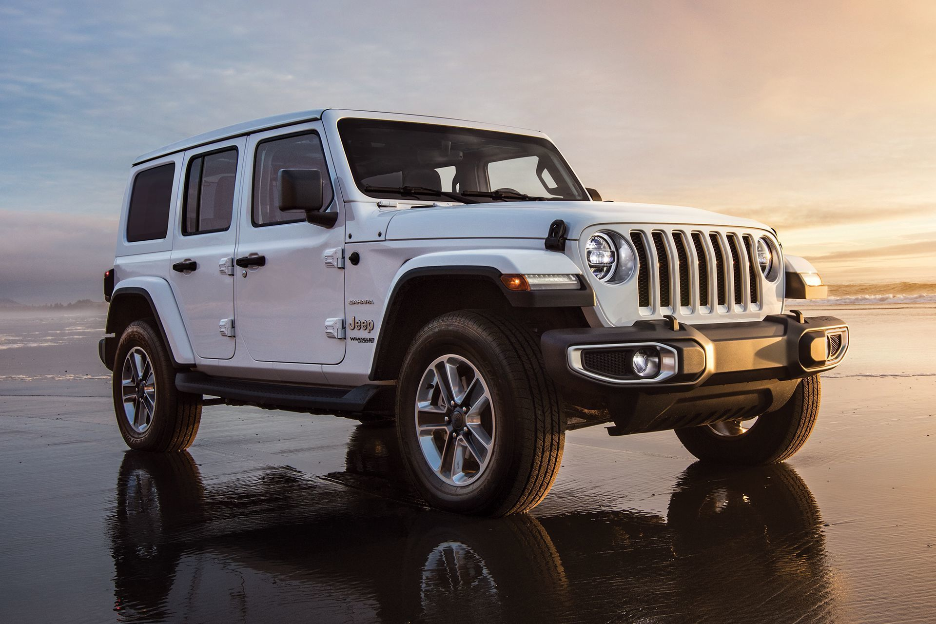 All New 2018 Jeep Wrangler Jl Exterior Gallery Jeep Canada