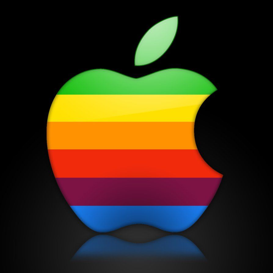 Apple logo reminds me of how i met my husband and my moms apple logo biocorpaavc Gallery