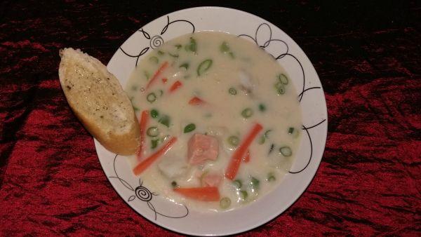 Kremet fiskesuppe (lailasinside)
