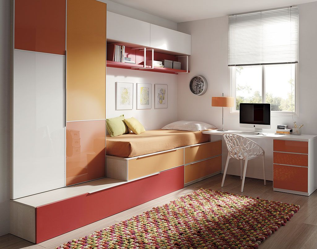 Consejos, trucos e ideas para dormitorios pequeños | vinta ...