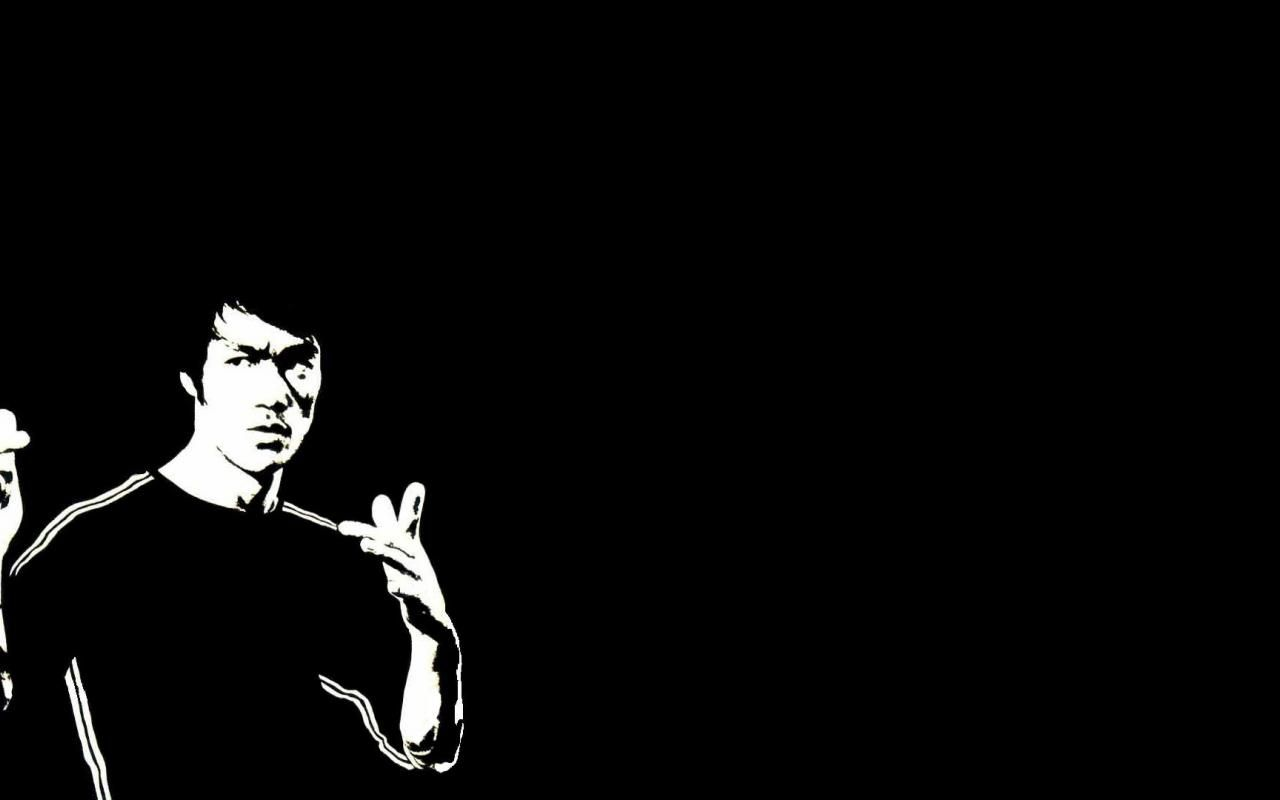 Bruce Lee Black Wallpaper Bruce Bruce Lee Bruce Lee