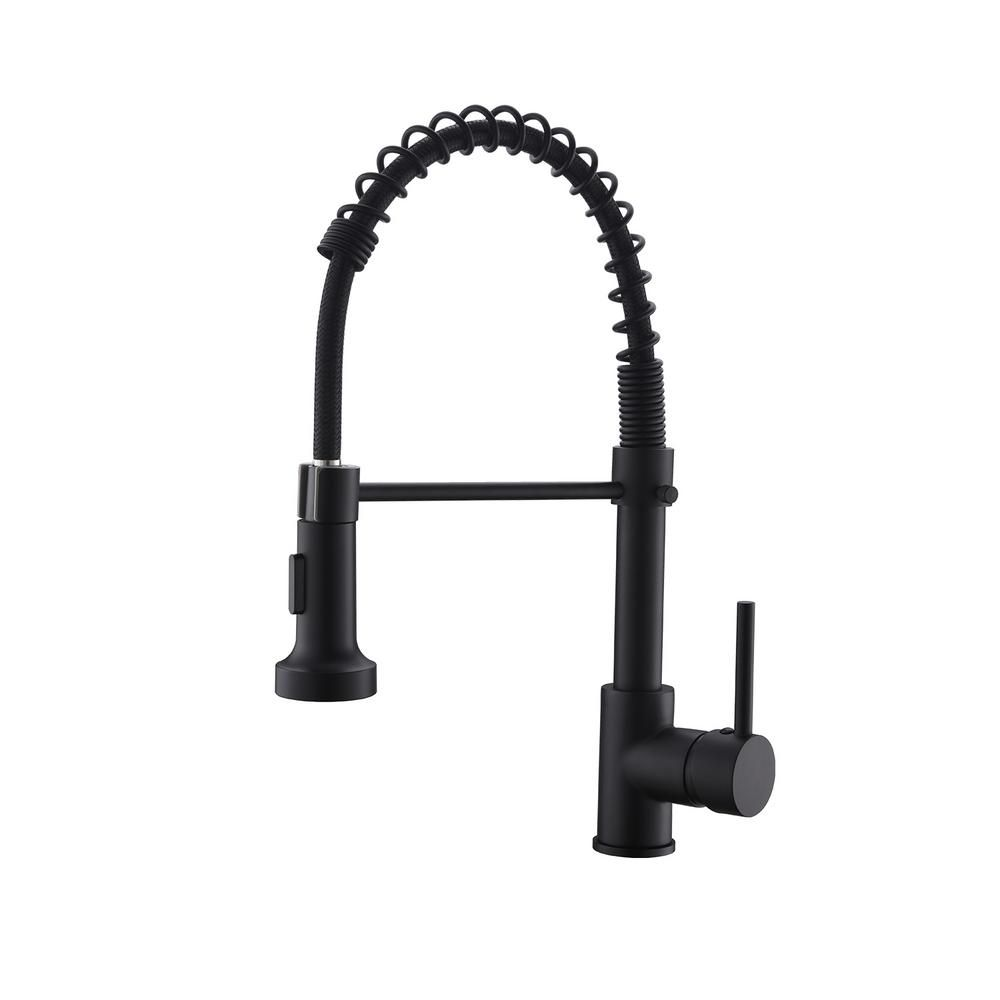 Delta Fuse Stainless Steel Black Pull Down Spray Kitchen Sink Faucet 573001 In 2021 Kitchen Faucet Stainless Kitchen Faucet Delta Faucets