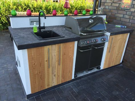 grillk che klein aber fein kitchens gardens and outdoor kitchen bars. Black Bedroom Furniture Sets. Home Design Ideas