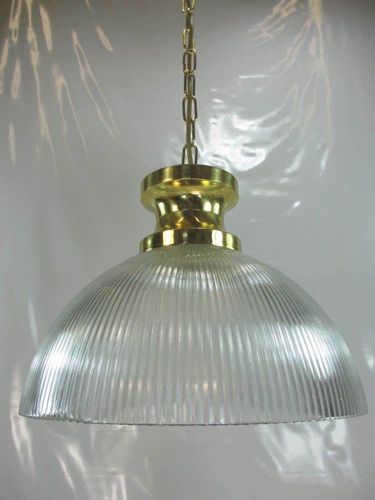 XXL Antik Stil Hängelampe Vintage Messing Deckenlampe Ø