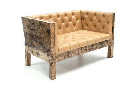 New trend Organic Birchwood Furniture Collection Furniture