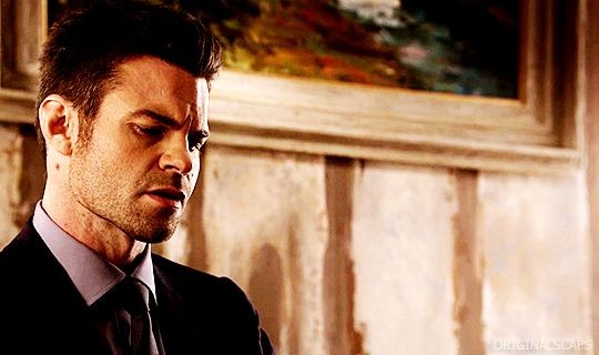 The Originals - Elijah Mikaelson