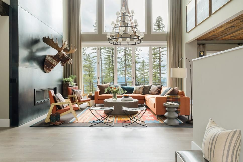 Hgtv Dream Home 2019 Great Room Pictures Hgtv Dream Home 2019 Hgtv Hgtv Dream Homes Hgtv Dream Home Great Rooms