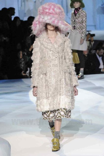 Marc Jacobs Fall Winter 2012