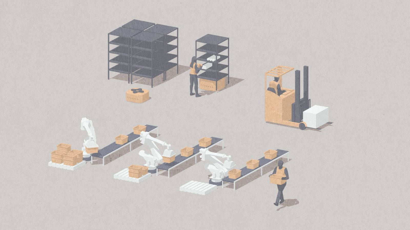 Amazon built one of the worlds most efficient warehouses