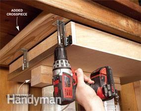 Diy Workbench Upgrades Workbench Woodworking Workbench