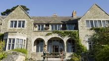 Enjoy wonderful elevated views from these National Trust holiday cottages© John Millar