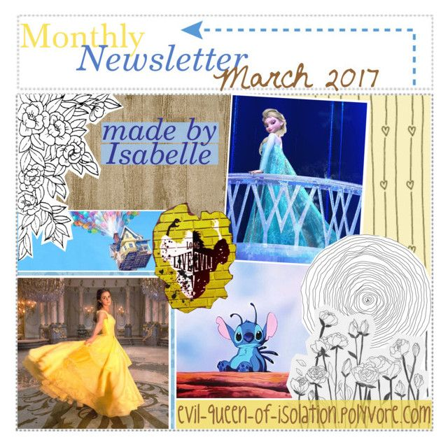"""""""☾✧ march 2017 newsletter 