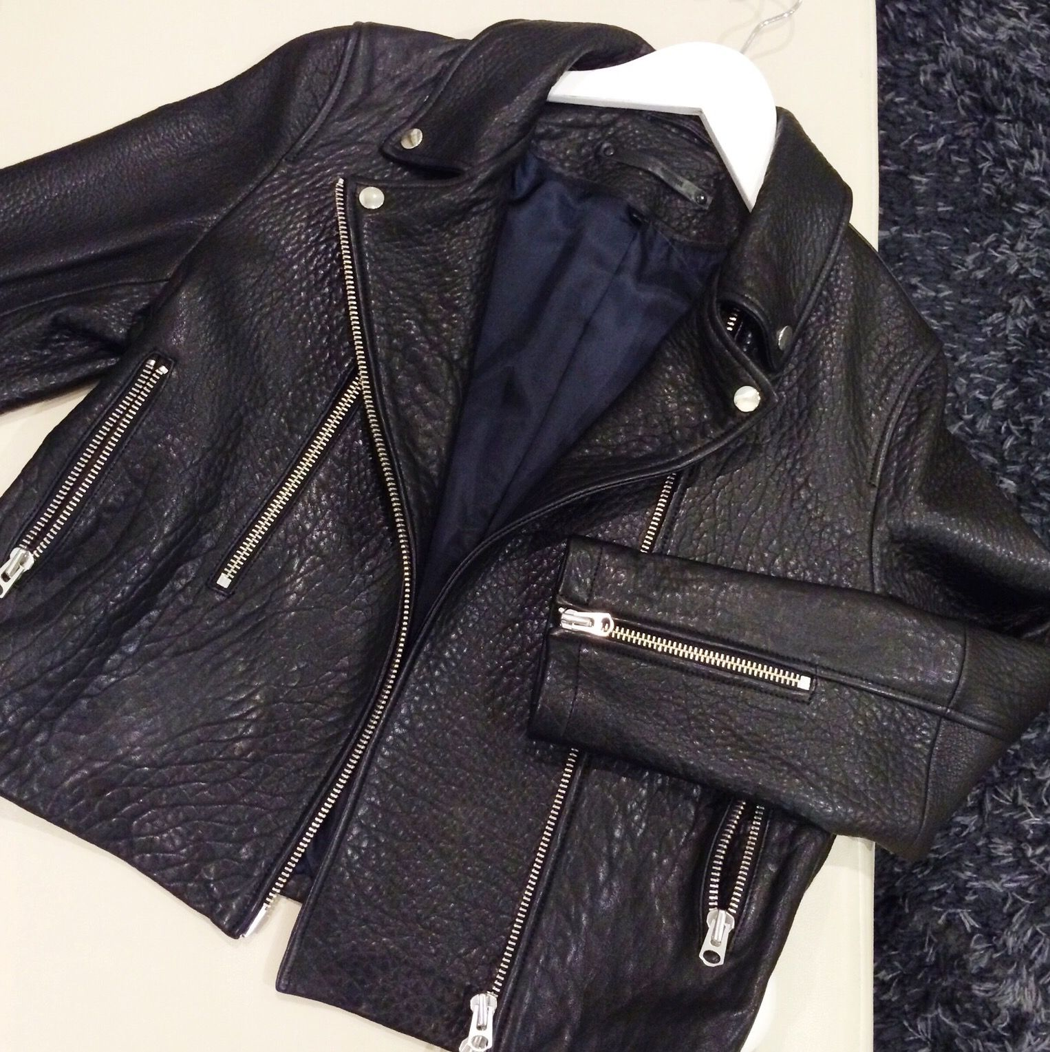 Ultimate Biker Jacket by Boutique - Jackets - Clothing | Clothes, Fashion,  Jacket outfits