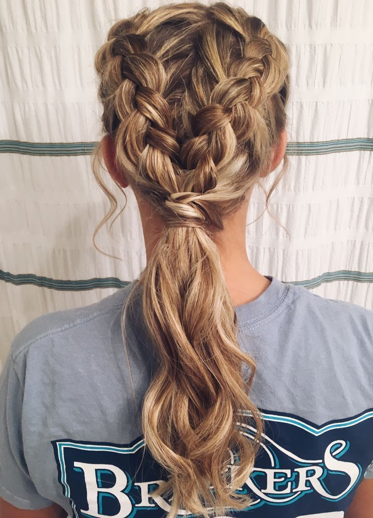 Prom Updo low pony | Cute prom hairstyles, Low ponytail ...