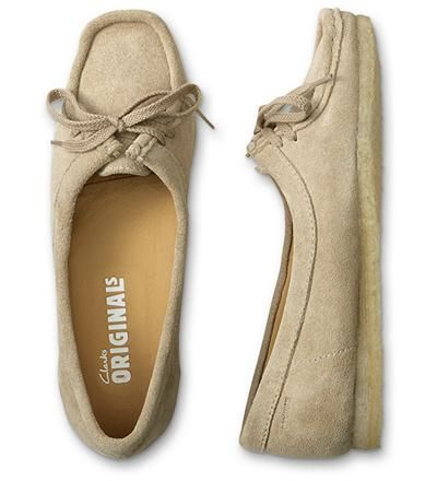 Clarks® Wallabee Chic