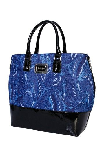 """Paisley 20"""" Travel Tote - Navy by Jessica Simpson Luggage on @HauteLook"""