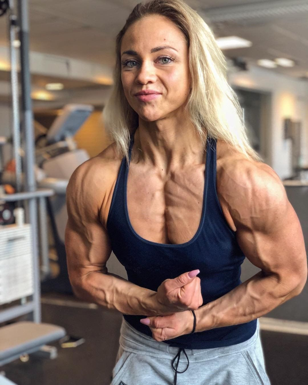new concept 36e4b 55327 Angelica Enberg Atletische Mannen, Blijf Sterk, Fitness Motivatie, Fitte  Vrouwen, Lichaamsbouw,