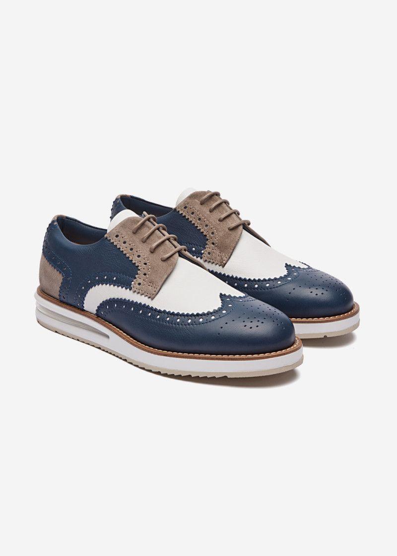 DERBY KICKS Sneakers Blue Casual Shoes original cheap online 2015 online official site sale online cheap 100% original outlet pre order VZPnjCdYG