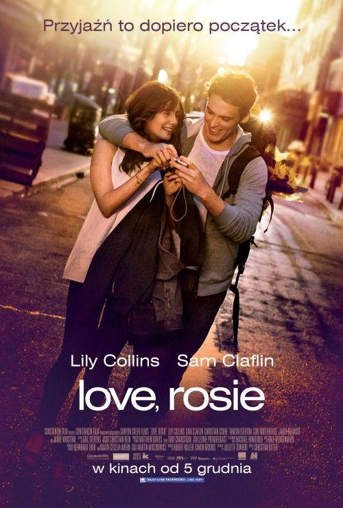 love rosie - Buscar con Google   Sam claflin, Lily collins ...