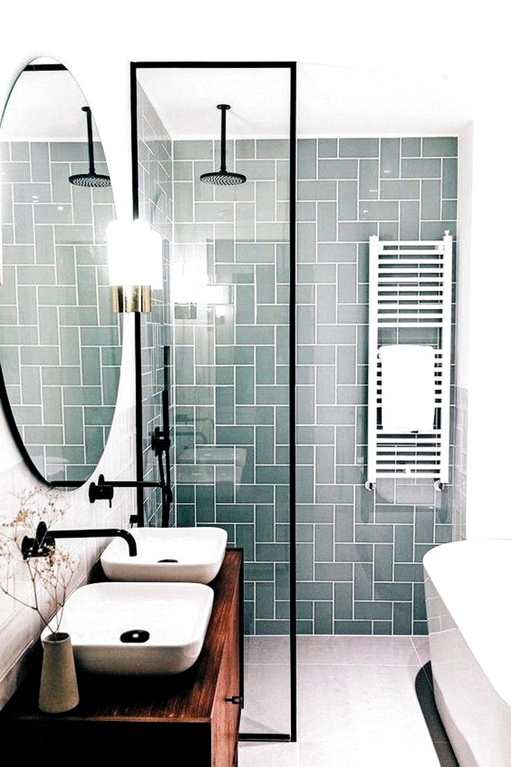 Bathroom Einem Haushalt Ideen Remodel Small Stunning Small Bathroom 33 Stunning Small Bathro In 2020 Badezimmer Umbau Badezimmerideen Kleine Badezimmer