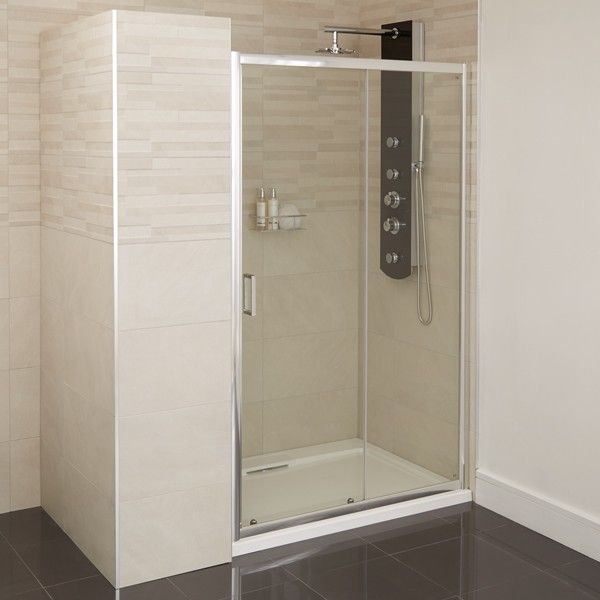 Aqualine 1000 Sliding Shower Door Sliding Shower Door Shower Doors Shower Sliding Glass Door