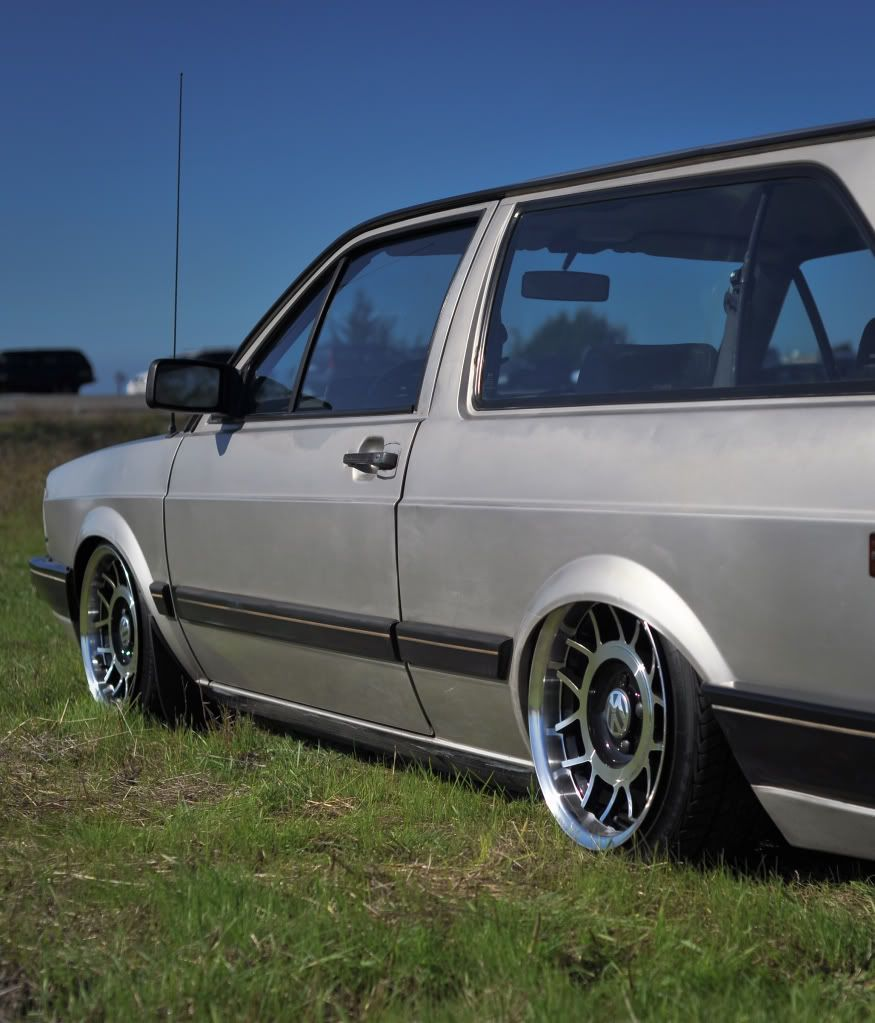 Bagged wagon (VW Fox Air Suspension) Vw fox, Volkswagen