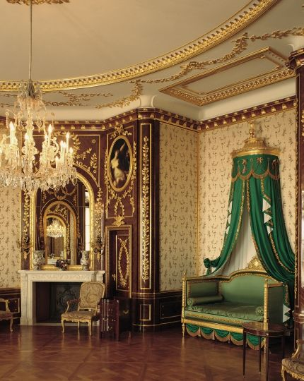 King S Apartment Palace Interior Poland Warsaw