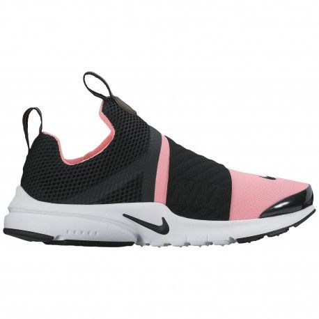 nike presto black,Nike Presto Disrupt - Girls' Grade School - Running -  Shoes - Black/Black/Lava Glow/White-sku:20018470