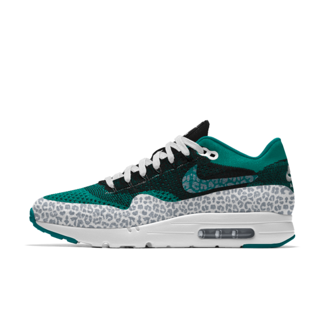 new product a3f2a 7bfad Chaussure Nike Air Max 1 Ultra Flyknit iD pour Homme